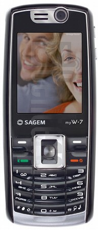 SAGEM MY W-7 image on imei.info