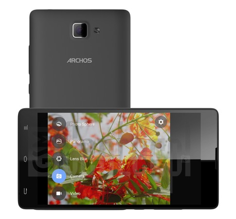 ARCHOS 50b Neon image on imei.info