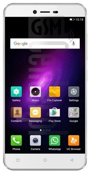 GIONEE P7 image on imei.info