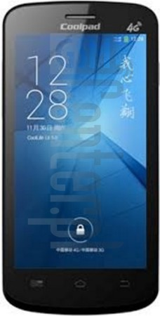 CoolPAD 8702 image on imei.info