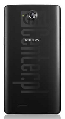 PHILIPS W3509 image on imei.info