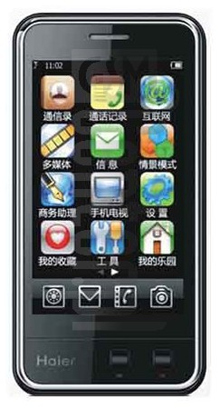 HAIER H2 image on imei.info