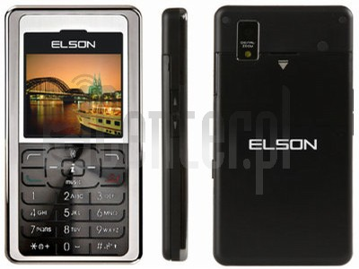 ELSON EL490 image on imei.info