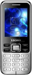 IMEI Check LECOM 8222 on imei.info
