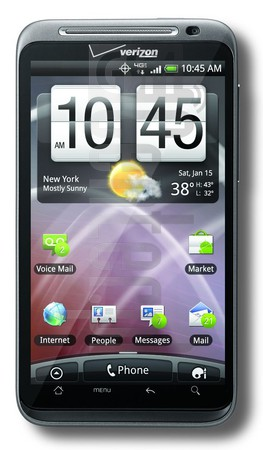 HTC ThunderBolt image on imei.info