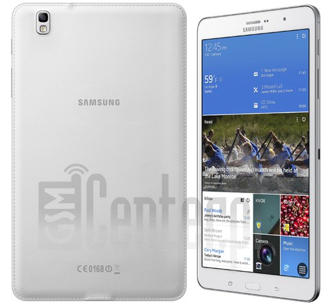 IMEI Check SAMSUNG T320 Galaxy TabPRO 8.4 WiFi on imei.info