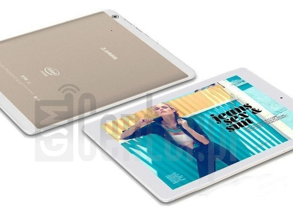 TECLAST X98 3G Android image on imei.info