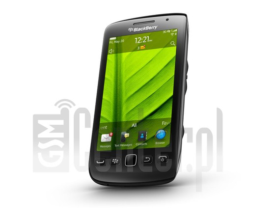 IMEI Check BLACKBERRY 9850 Torch on imei.info