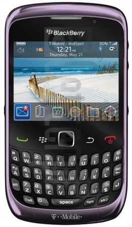 BLACKBERRY 9300 Curve 3G image on imei.info