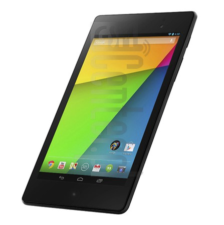 ASUS Nexus 7 2013 WiFi image on imei.info