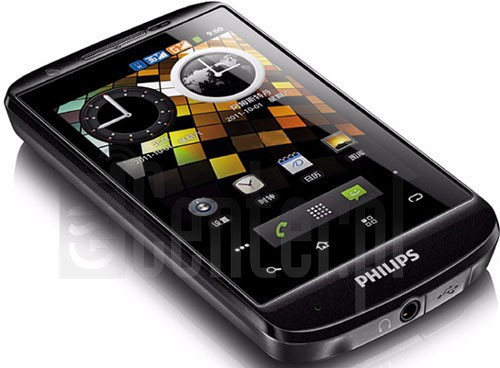 PHILIPS W626 image on imei.info