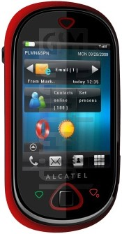 ALCATEL OT-909 One Touch MAX image on imei.info