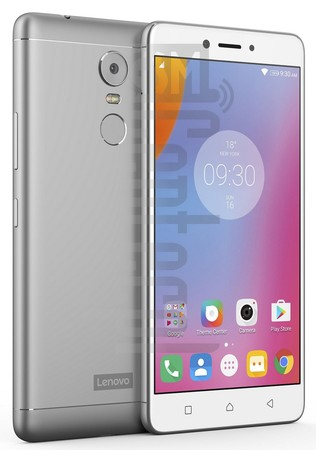 LENOVO K6 Note image on imei.info