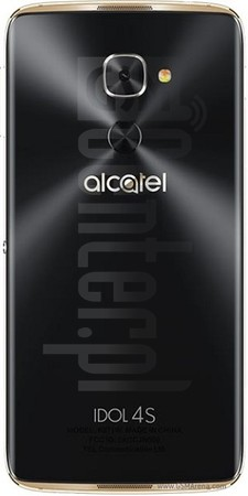 IMEI Check ALCATEL 	Idol 4S Windows on imei.info