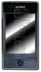 GIONEE S800 image on imei.info
