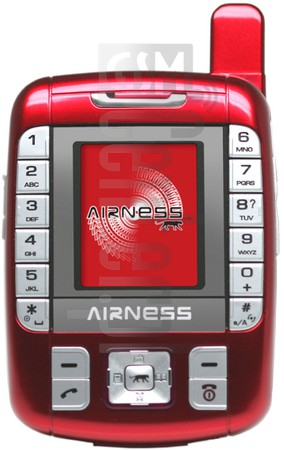AIRNESS AIR99 image on imei.info