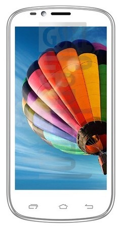 DOOGEE Rainbow DG210 image on imei.info
