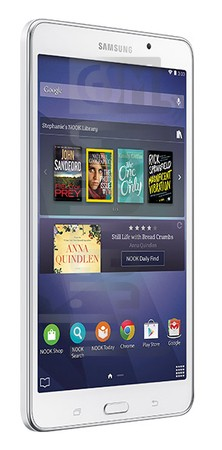 SAMSUNG T230 Galaxy Tab 4 Nook 7.0 image on imei.info