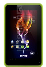 LENCO Cooltab-70 image on imei.info