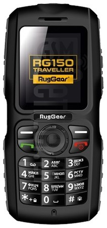 IMEI Check RUGGEAR RG150 Traveller on imei.info