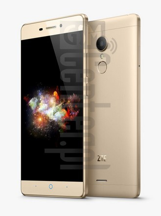 ZTE V3 Extreme Edition image on imei.info
