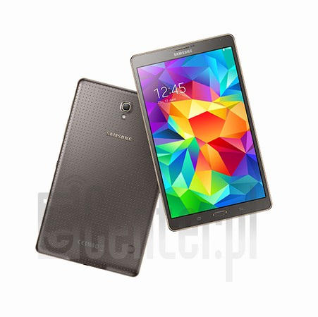SAMSUNG T700 Galaxy Tab S 8.4 WiFi image on imei.info