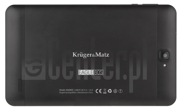 IMEI Check KRUGER & MATZ KM0805 Eagle 805 LTE on imei.info