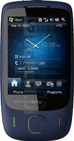 HTC Touch 3G (HTC Jade) image on imei.info