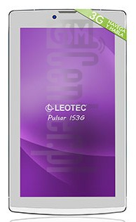 "LEOTEC PULSAR IS3G 7"" image on imei.info"