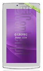 "IMEI Check LEOTEC PULSAR IS3G 7"" on imei.info"