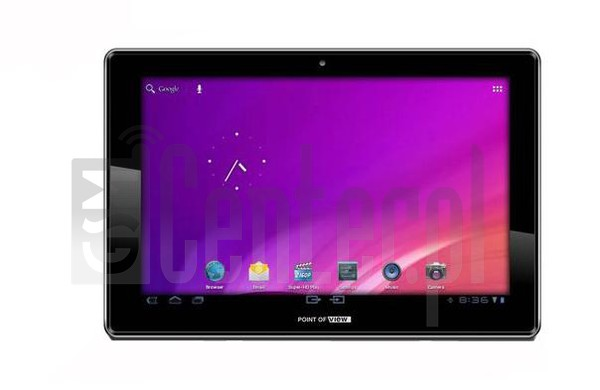 POINT OF VIEW ProTab 3 XXL 10.1 image on imei.info