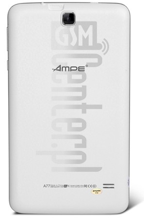 IMEI Check AMPE A77 Dual on imei.info