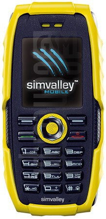 SIMVALLEY-MOBILE XT-520 SUN image on imei.info