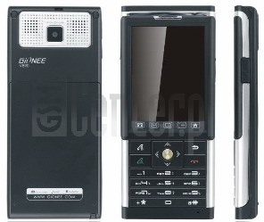 GIONEE V890 image on imei.info