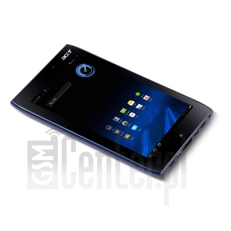 ACER A100 Iconia Tab image on imei.info