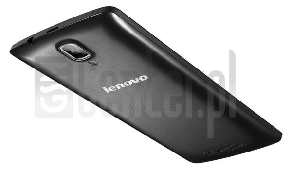 LENOVO A1000 Specification - IMEI info