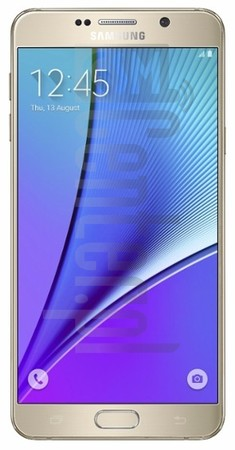 SAMSUNG N9208 Galaxy Note5 image on imei.info