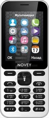 IMEI Check NOVEY 210 on imei.info