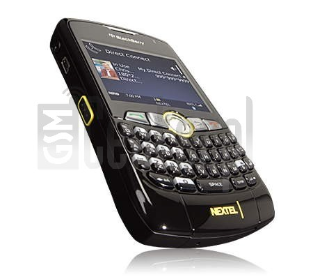 BLACKBERRY 8350i image on imei.info