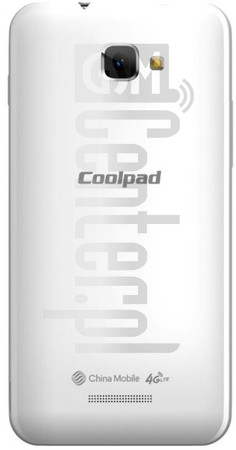 CoolPAD 8715 image on imei.info
