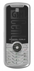 GENERAL MOBILE G333 image on imei.info