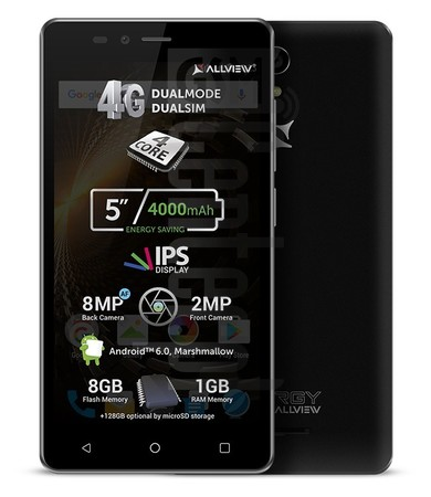 ALLVIEW P6 Energy Lite image on imei.info