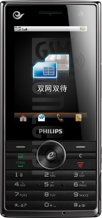 PHILIPS D612 image on imei.info