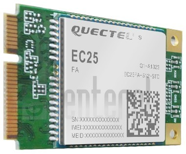 IMEI Check QUECTEL EC25-AF on imei.info