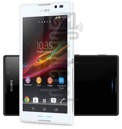SONY Xperia C  C2305 S39h image on imei.info