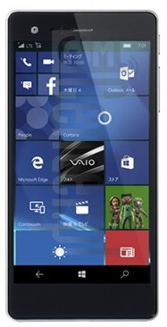 VAIO Phone Biz image on imei.info