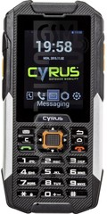 IMEI Check CYRUS CM16 Hybrid on imei.info