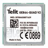 IMEI Check TELIT GE864-QUAD V2 on imei.info