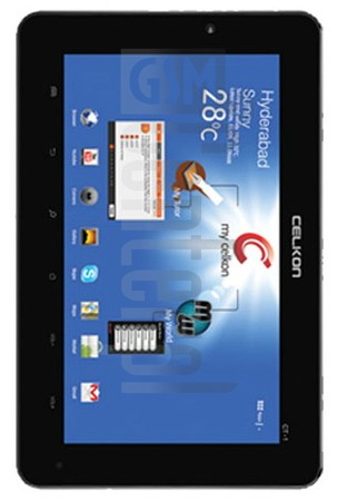 IMEI Check CELKON CT1 Tab on imei.info
