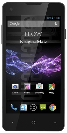 KRUGER & MATZ Flow image on imei.info